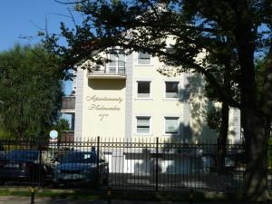 Apartamenty Nadmiorskie